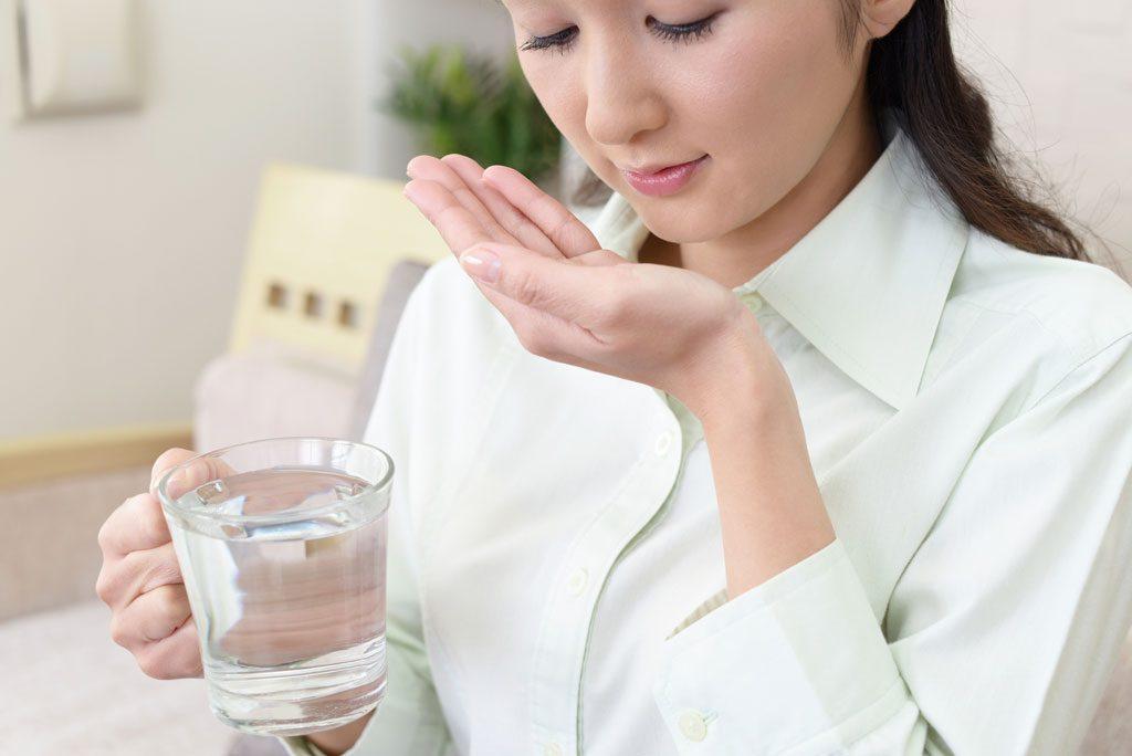 新陳代謝機能の低下による肩凝り、腰痛、頭痛の特効薬を宇都宮市で発見!「アコニンサン糖衣錠」
